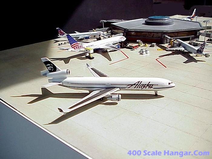 400 Scale Hangar Custom Model Gallery Page 8